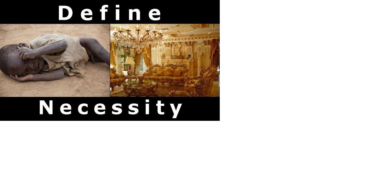 Define Necessity | BUR...